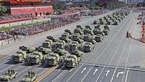 五国阅兵对比乌克兰女兵太美美国像逛街中国正步劈枪太霸气