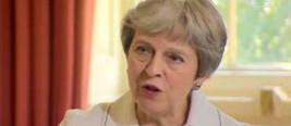 """英国首相称不会进行""""二次脱欧公投"""""""