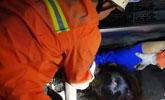 江西一女子蹲下系鞋带 遭汽车碾压拖行数10米身亡