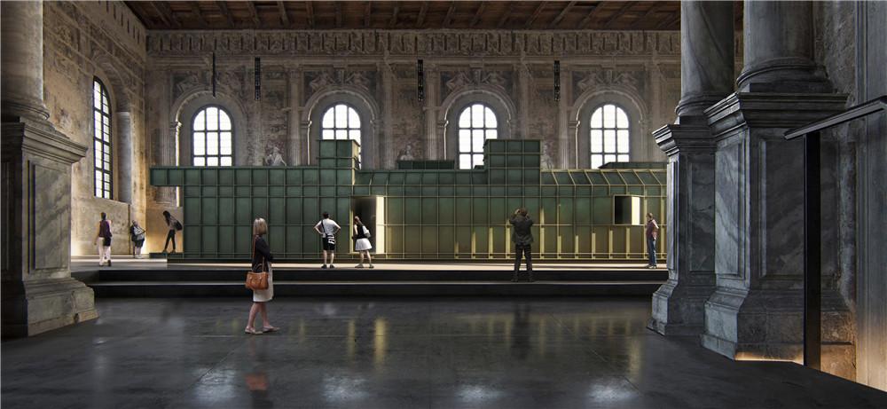 水火交响 首钢百年 城市兴荣——首钢园区及三高炉博物馆城市复兴成就展9月威尼斯启幕
