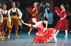 世界顶级舞团云集西安 首届国际舞蹈节开幕为期3个月