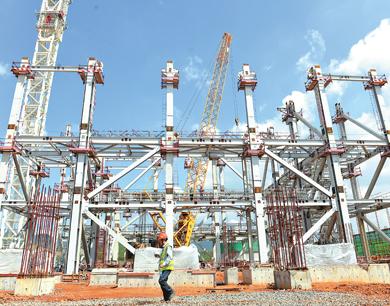 国家电投集团江西电力公司加紧推进项目建设