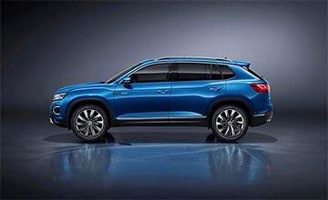 一汽-大众中型SUV今日发布 外观硬汉十足/或20万起售
