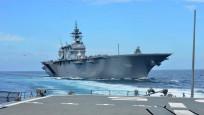 日本潜艇首次现身南海,与加贺号航母编队进行反潜演习
