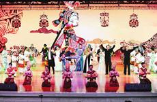 第五届丝绸之路国际艺术节惠民巡演广受欢迎