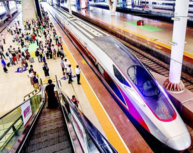 134名湖北旅客高铁游香港