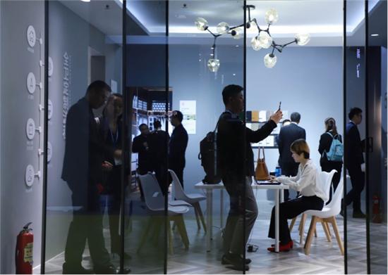 玫瑰岛全卫定制多款新品惊艳亮相2018北京国际建材展,引领行业潮流