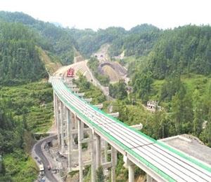 石黔高速或2020年底通车