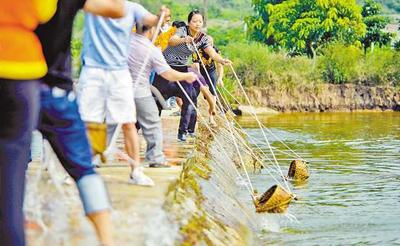 重庆欢庆首个中国农民丰收节 群众享丰收喜悦