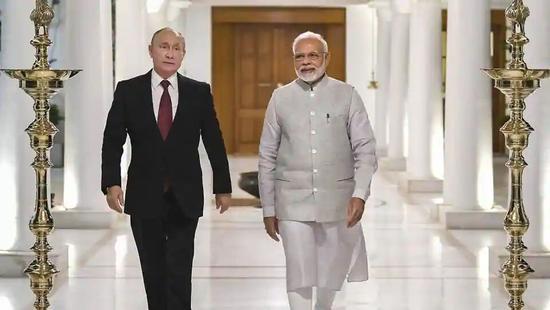 特朗普就俄印军事协议要制裁印度 俄称印不会害怕