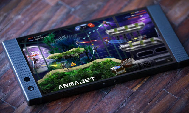 Razer Phone 2发布 以卓越性能体验真正手游