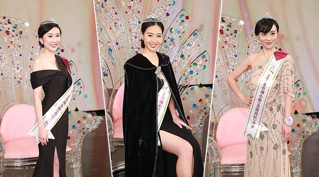 2018亞洲小姐香港區冠軍出爐 這波顏值打幾分?