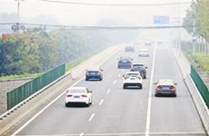 西安绕城高速新增72套监控设备 预计年底前投入使用