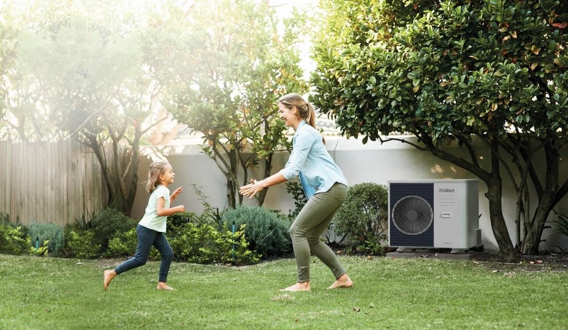 德国威能发布全新aroTHERM空气源热泵