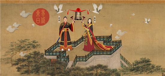东易日盛清明上河图曝光 缩影中国家装最鼎盛的黄金时代