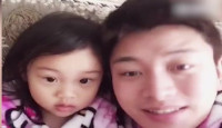 贾乃亮为甜馨庆六岁生日 晒童年对比照似复制粘贴