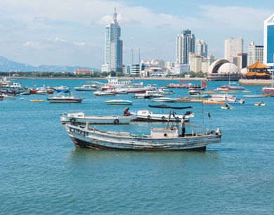 青島:藍色動能加速海洋經濟高質量發展