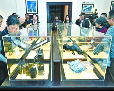 德國駐漢領事館舊址首次對市民開放