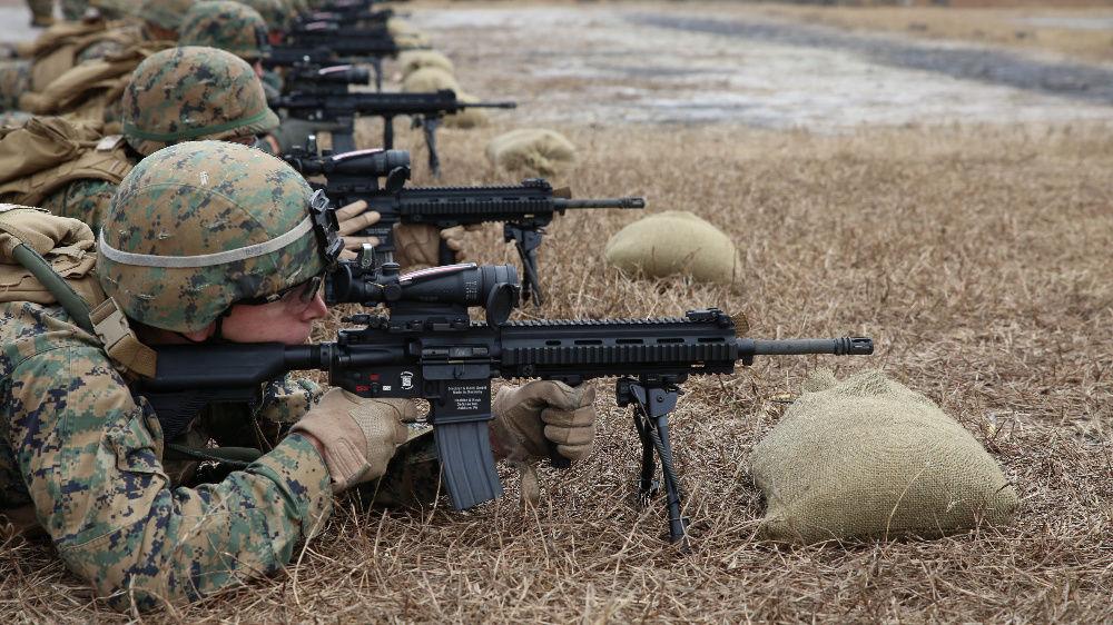军机处第184期 中美两军步兵班400米遭遇 谁占优势?