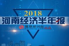 2018年河南经济半年报
