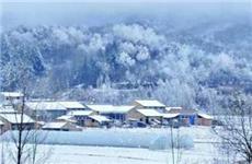 陕迎来入冬后首场大范围降雪 秦岭局地有大到暴雪