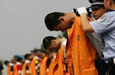 西安检方批捕涉黑涉恶犯罪276人 已起诉7件36人
