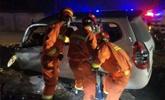 西安发生惨烈车祸致10死2伤 事发地坑洼无路灯