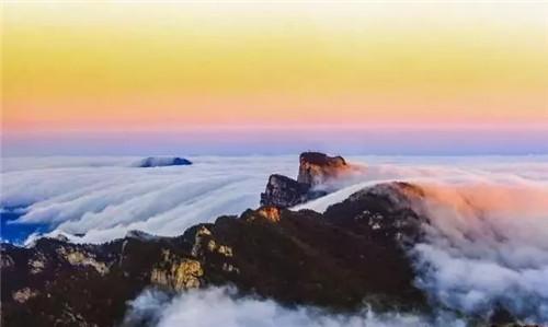 摄影师眼中的大美西峡 震撼画面