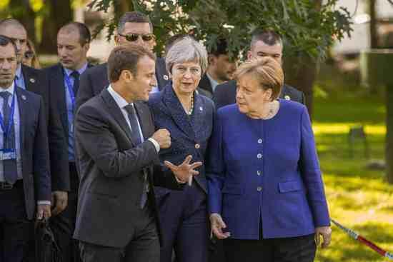 欧盟警告英国:延迟脱欧需额外支付100亿英镑