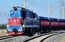 中欧班列(长安号):助力企业打通跨国产业链