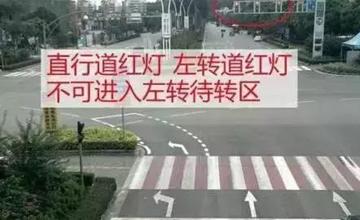 最全的转弯方法,看一遍远离罚单!