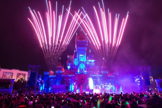 跨年狂欢 不能不来!青岛方特跨年音乐节31日盛大开场