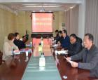寧陵縣法院黨組召開2018年度民主生活會