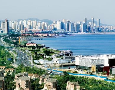 青岛开发区再居山东省国家级开发区首位