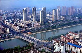 安徽肥西经济开发区基础建设再提速