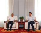 中國機床工具工業協會超硬材料分會五屆六次常務理事會在柘城召開