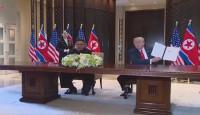 特朗普:我又要和金正恩见面了 要不你们还在和朝鲜打仗呢…