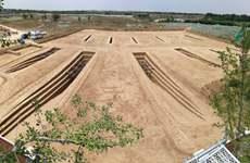 咸阳原上十六国墓地首次发现祭祀遗迹和谷物遗存
