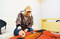 陕西科技企业让智能可穿戴设备走进百姓生活