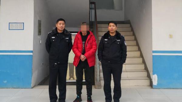 <b>西华县公安局西夏派出所成功抓获三名逃</b>
