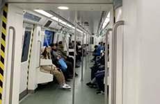 西安地铁编制春运运行图 二、四号线延长运营时间