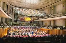 赵季平《风雅颂》亮相国家大剧院 开启欧洲七城巡演