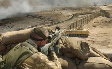 汾酒军机处|面对狙击手的威胁 美俄都是怎么应对的?