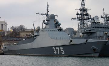 俄版056即将在黑海服役 装备远程导弹还能撞冰山