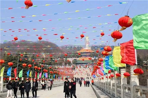 中原大佛庙会:祈福、演出、美食、花灯4大特色民俗主题齐相聚