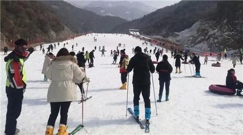神灵寨春节假接待游客21.3万人