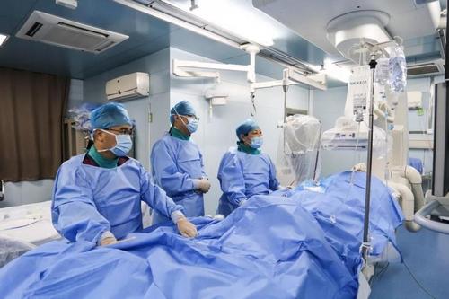 奇迹 在郓城县人民医院里产生