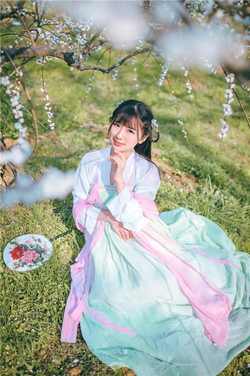 全国女士免门票!云台山汉服花朝节掀起浪漫古风!