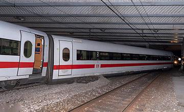 """德國""""高鐵""""在瑞士脫軌"""
