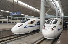 未来三天 西安去往沪杭广深等方向高铁车票基本售完